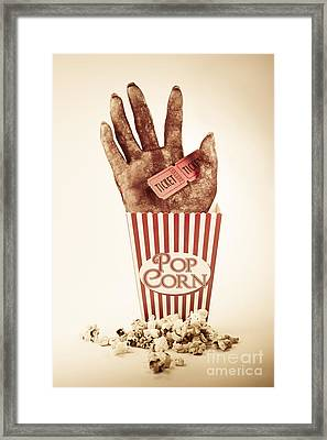 Horror Movie Framed Print by Jorgo Photography - Wall Art Gallery
