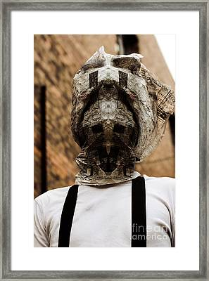 Horror News Head Lines Framed Print by Jorgo Photography - Wall Art Gallery