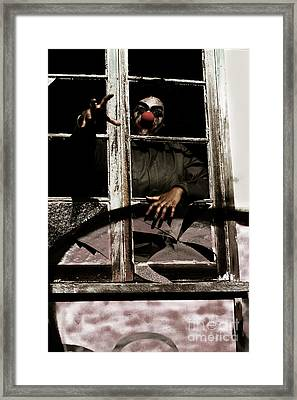 Horror Framed Print by Jorgo Photography - Wall Art Gallery