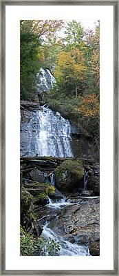 Horse Trough Falls Framed Print
