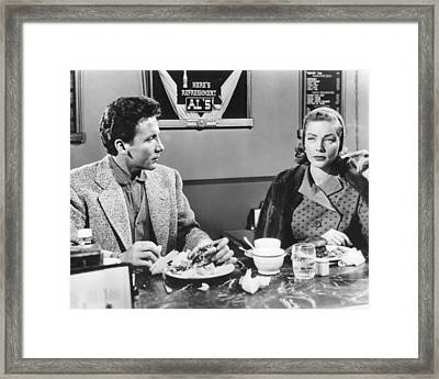 How To Marry A Millionaire  Framed Print