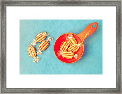 Humbug Sweets Framed Print