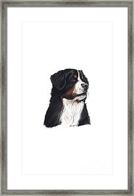 Hurley The Hunk Framed Print