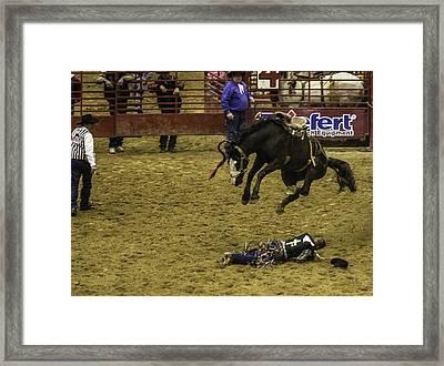 I'm Flying Framed Print by Jason Smith