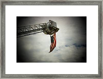 In Honor Framed Print