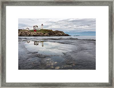 In The Beginning Framed Print by Jon Glaser