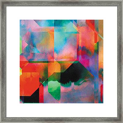 In The Land Of Forgetting 22 Framed Print