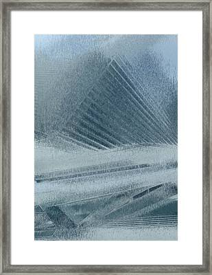 In The Mist Framed Print by Jack Zulli