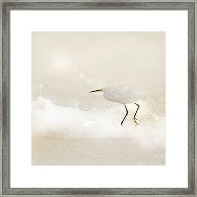 Incidental Dance Framed Print
