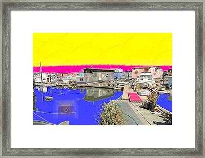 Framed Print featuring the photograph Independence by Nick David