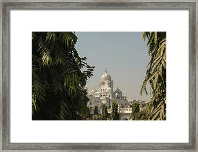 India, Punjab, Amritsar Framed Print