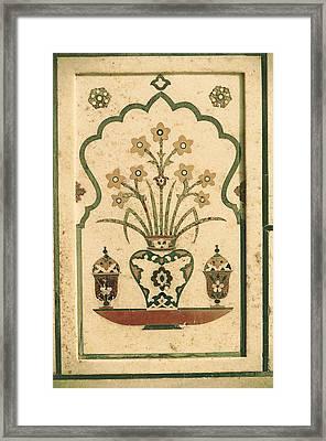 India, Uttar Pradesh, Agra, Agra Framed Print by Everett