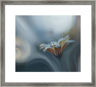 Infinite Longing... Framed Print