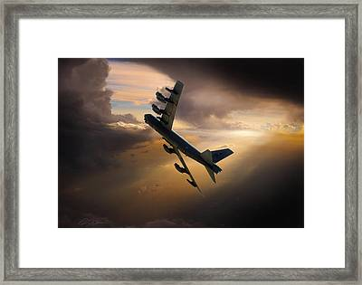 Into The Light Framed Print