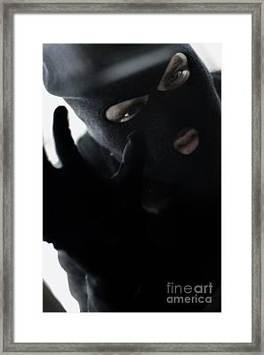 Intruders Intent Framed Print by Jorgo Photography - Wall Art Gallery