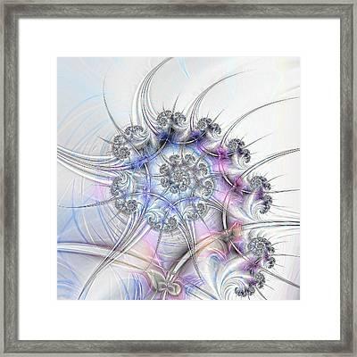 Irridescence Framed Print