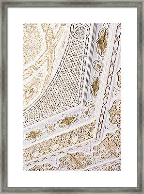 Islamic Architecture Framed Print by Tom Gowanlock