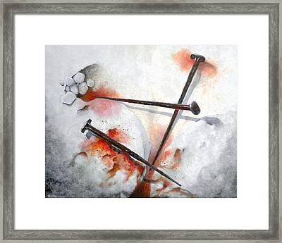 It Is Done Framed Print by William Walts