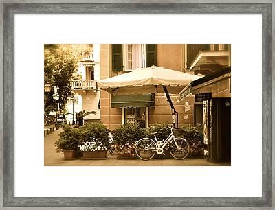 Italian Village 1 Framed Print