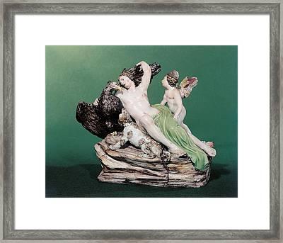 Italy, Campania, Naples, Duca Di Framed Print