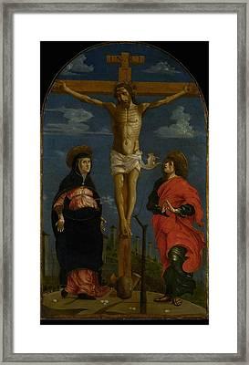 Italy, Lazio,rome, Palazzo Barberini Framed Print