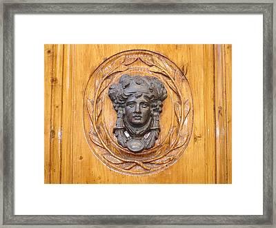 Italy Framed Print by Shawnisha Hester