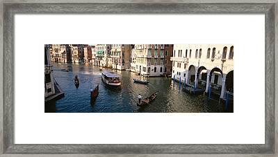 Italy, Venice Framed Print by Panoramic Images