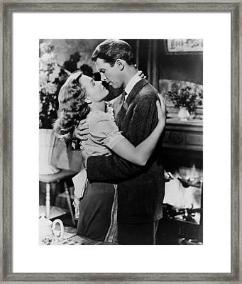 It's A Wonderful Life  Framed Print