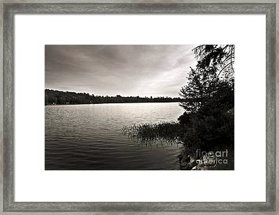 Jacob Buck Pond Framed Print