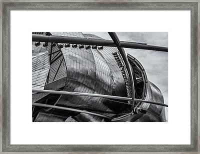 Jay Pritzker Pavilion Framed Print