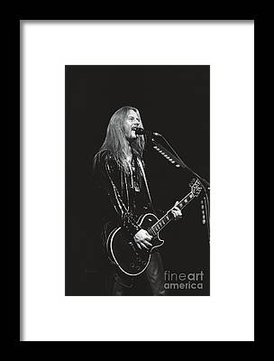 Jerry Cantrell Framed Prints