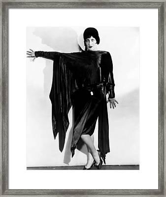 Joan Crawford, Ca. 1926 Framed Print