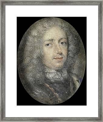 Johan Willem Friso, 1687-1711, Prince Of Orange-nassau Framed Print by Litz Collection