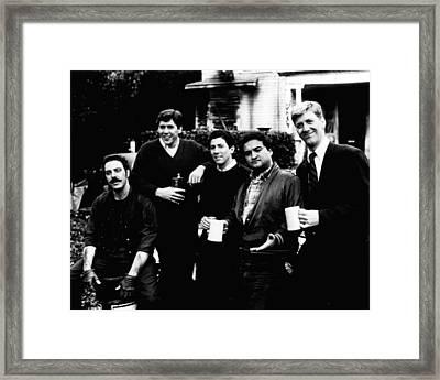 John Belushi Framed Print by Retro Images Archive