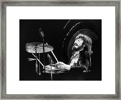 John Bohnam Framed Print by William Walts