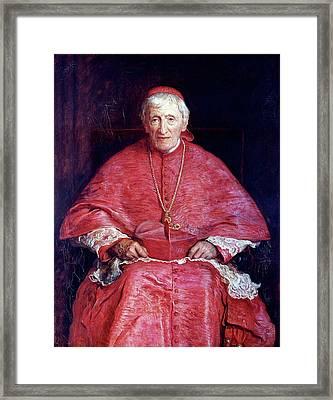 John Henry Newman Framed Print