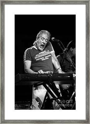 John Mayall  Framed Print by Concert Photos