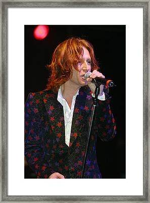 John Waite Framed Print by Don Olea
