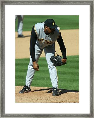 Jose Mesa Framed Print by Don Olea