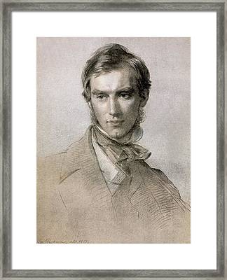 Joseph Hooker Framed Print by Paul D Stewart