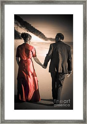 Journey Of A New Life  Framed Print by Jorgo Photography - Wall Art Gallery