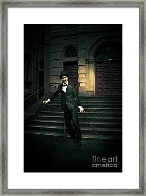 Jumping For Joy Framed Print by Jorgo Photography - Wall Art Gallery