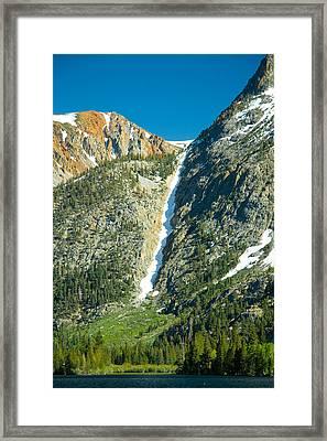 June Lake Loop Framed Print by Celso Diniz
