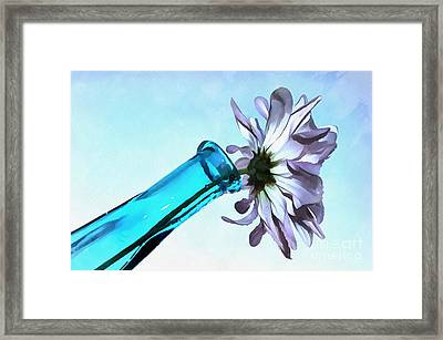 Just For You Framed Print by Krissy Katsimbras