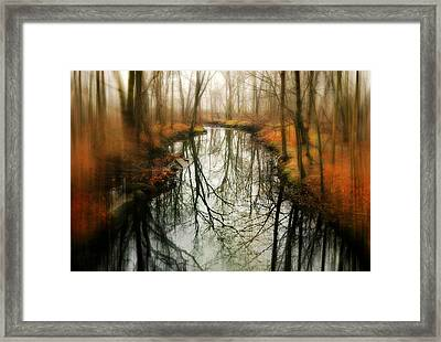 Just One Wish Framed Print