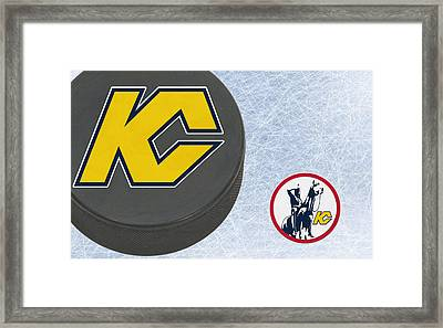 Kansas City Scouts Framed Print