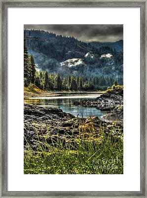 Kettle River Framed Print