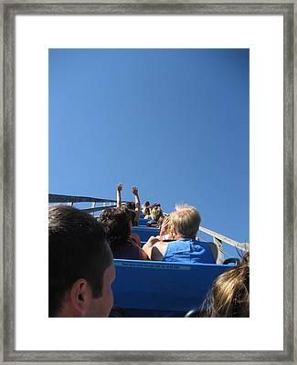 Kings Island - 121211 Framed Print