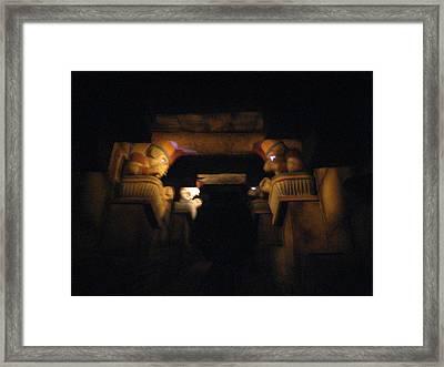 Kings Island - 121223 Framed Print by DC Photographer