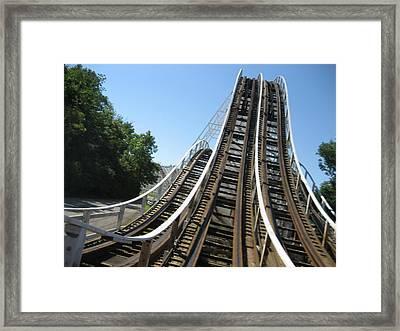 Kings Island - 121230 Framed Print by DC Photographer